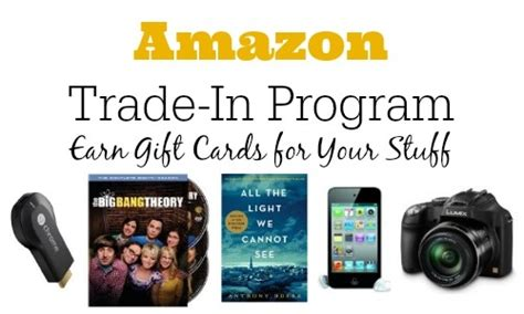 Amazon Gift Card Trade In - amazon trade in earn gift cards for your stuff southern savers