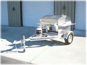 trailer gas grill trailer mounted gas barbecue grill bbq trailers portable
