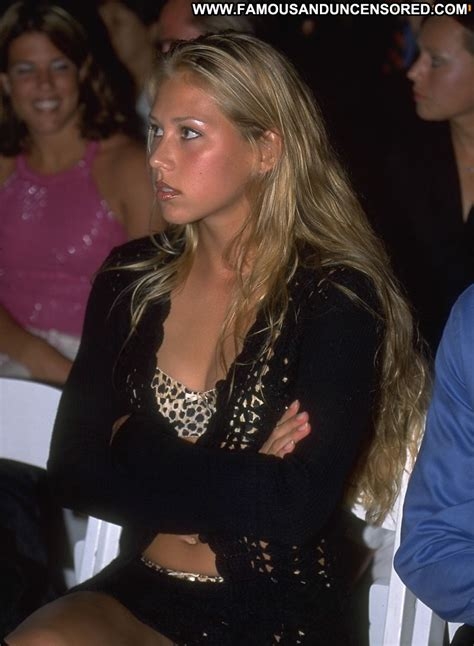 anna kournikova celebrity posing hot babe panties blonde celebrity famous posing hot