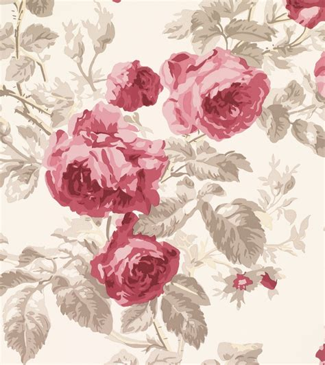 flower wallpaper laura ashley laura ashley wallpaper roses cassis floral patterned