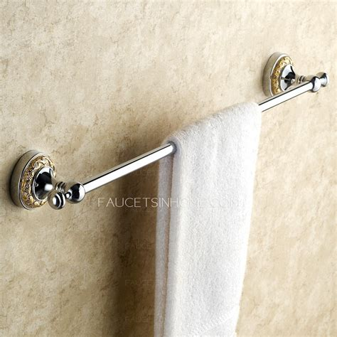 bathroom towel rods bathroom towel rods 28 images modern silver single porcelain towel bars for