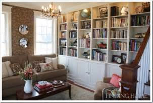 Living Room Bookshelves Finding Home S Living Room Bookshelves Hooked On