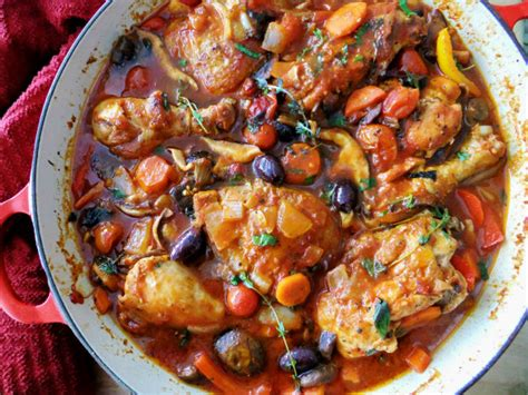 Rustic Country Kitchen Ideas by It S A Chicken Cacciatore Kind Of Day Proud Italian Cook