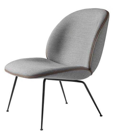 low armchair beetle low armchair gamfratesi grey fabric black legs