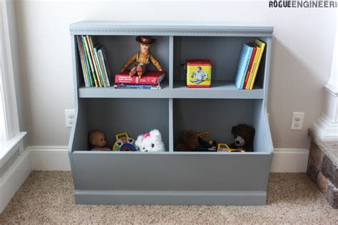 bookcase  toy storage buildsomethingcom
