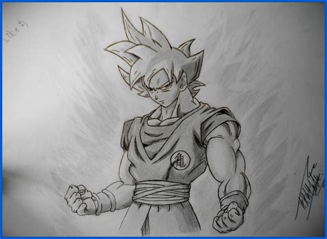 imagenes para dibujar a lapiz de goku las mejores imagenes de goku para dibujar dibujos de