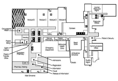 hamilton center emergency room phone number floor map corporal michael j crescenz vamc