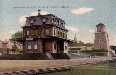 historic images of hunterdon county flemington