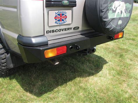 2004 land rover discovery rear bumper land rover discovery 2 rear bumper heavy duty