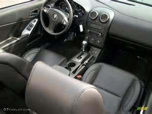 2007 Pontiac G6 Interior 2007 Pontiac G6 Gt Convertible Interior Photo 40390041