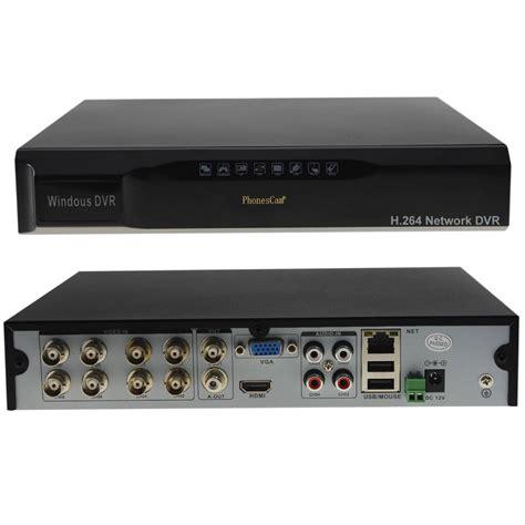 Cctv Recorder 8ch digital recorder h 264 network dvr cctv ui