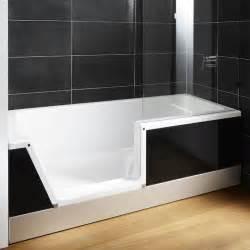 badewanne mit einstieg badewanne mit einstieg artweger badewanne mit dusche und