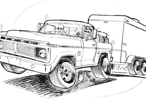 ford trucks coloring page ford truck coloring pages coloring pages