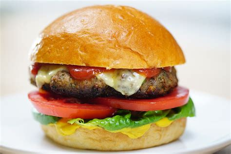 Beef Burger basic burger recipe