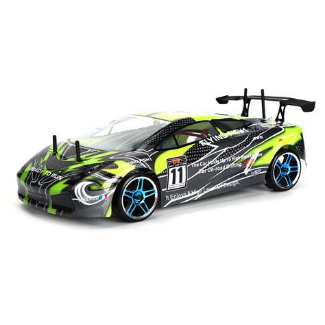 Hsp Rc Car 06051 Front Arm rc drift car hsp 94123 4wd 1 10 electric flying fish