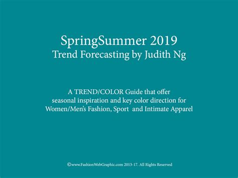 100 2018 colors of the year 9 plausible and or trends summer color forecast s 100 images judith ng
