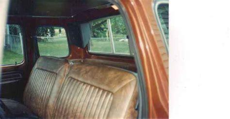 1978 Ford F250 Super Cab XLT: 460 Police Interceptor; C6