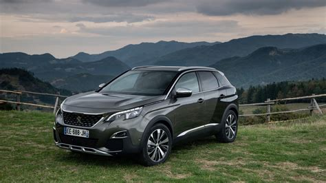 peugeot 3008 2017 black 2017 peugeot 3008 gti version revealed for better