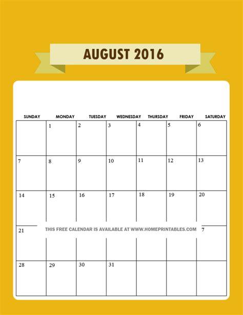 Home Design Editorial Calendar 2016   get your free printable august 2016 calendar home