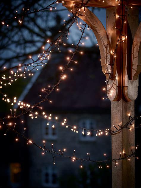 Patio Twinkle Lights Cox Cox Cox Garden Designs