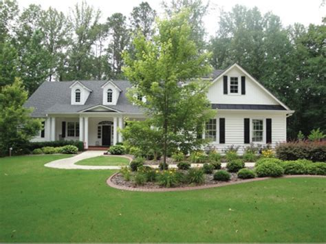 colonial house plan southern colonial beauty hwbdo08995 colonial from
