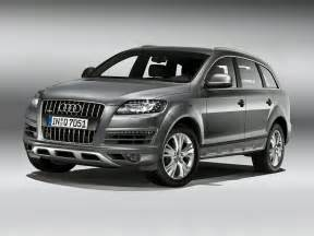 2014 Audi Truck 2014 Audi Q7 Price Photos Reviews Features