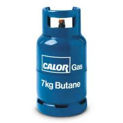 Gas Bottle For Patio Heater Calor 7kg Gas Butane Refill Bottle