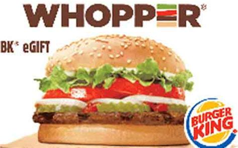 Check Burger King Gift Card Balance - check burger king gift card balance online giftcard net