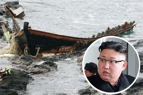 Kims Found by Korea Mystery As 28 Ghost Ships With Dead Bodies