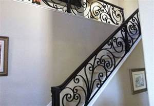 Wine Cellar Doors Wrought Iron - ornamental wrought iron staircase railing orange county ca angels ornamental iron gallery
