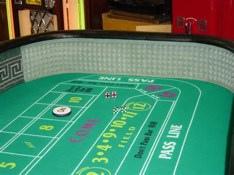 practice craps table craps tables and practice rigs your technique