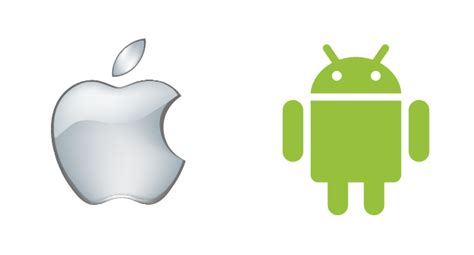 surprising apple s market falls by only 1 to android in the us the android soul - Apple And Android
