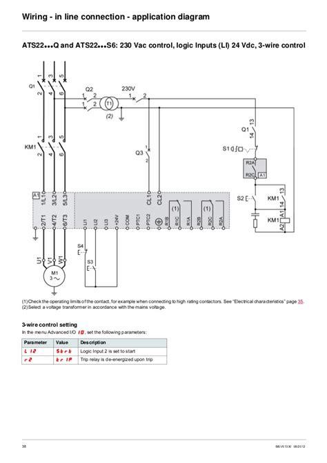 altistart 22 wiring diagram wiring diagram with description
