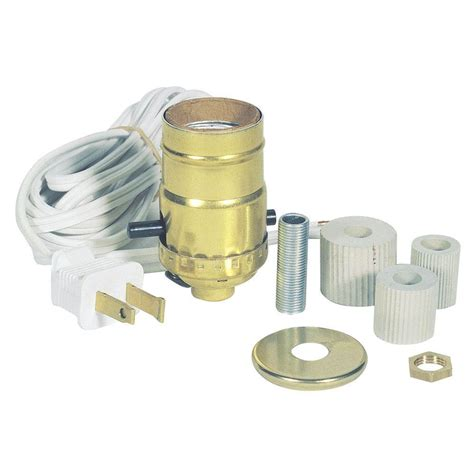 Bottle Adapter L Kit westinghouse electrified candlestick and bottle adapter