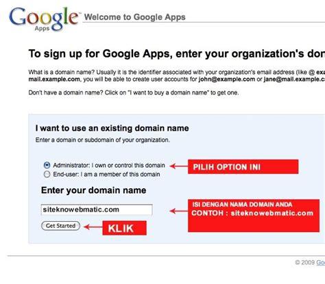 cara membuat email account dengan nama domain sendiri one stop service cara membuat account email dengan nama