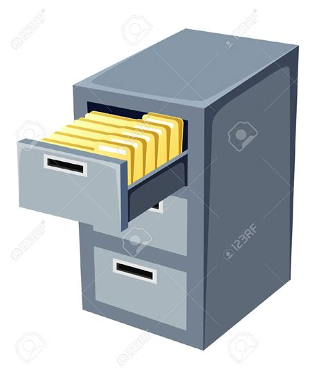 Clipart Filing Cabinet filing cabinets clip clipart collection