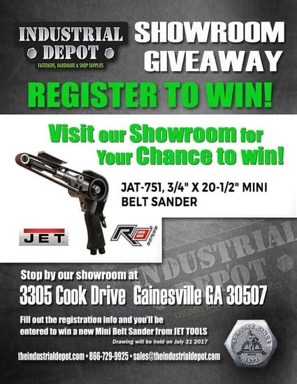 Tool Giveaway - jet tool giveaway