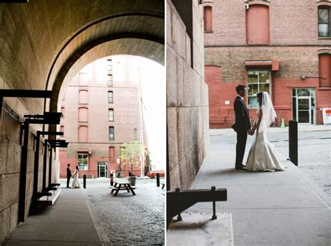 Haejin and Jon. Wedding at Smack Mellon Gallery in Dumbo