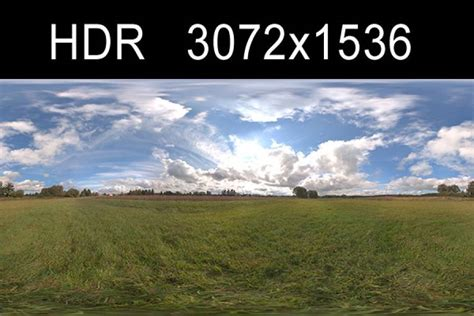 Outdoor Indoor by Hdri Hub Hdr Sky Cloudy Free