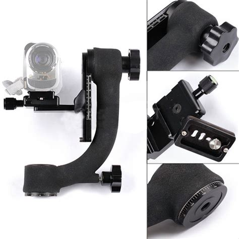 Gimbal Tripod Profesional Untuk Heavy Telephoto Lens pro panoramic 360 176 gimbal tripod specialized for telephoto lens ebay