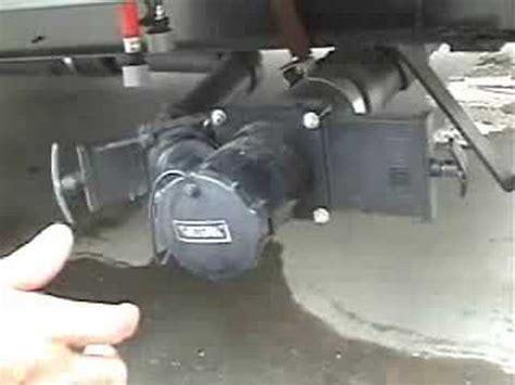 travel trailer sewer hook  youtube