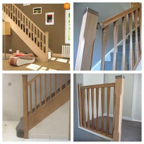 20 best oak stair parts handrails caps posts spindles