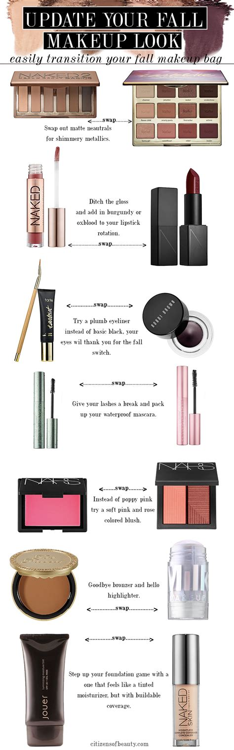 Your Summer Makeup Must Haves For 08 by 5 Easy Summer To Fall Makeup Transition Tips Citizens Of