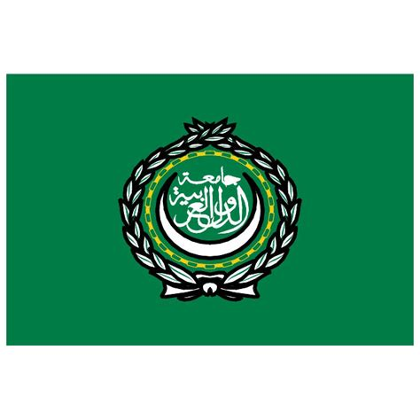 Arabs Also Search For Flag Of Arab League At Vectorportal