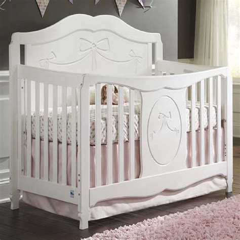 Convertible Crib Bedding Convertible Baby Crib Bedding Set Nursery Toddler Furniture 4 In 1 With Mattress Ebay