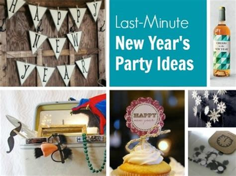 new year celebration ideas school 40 diy ways to host the best new year s part