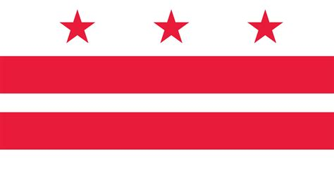 Kaos Washington Dc Flag 2 happy anniversary district of columbia human rights caign