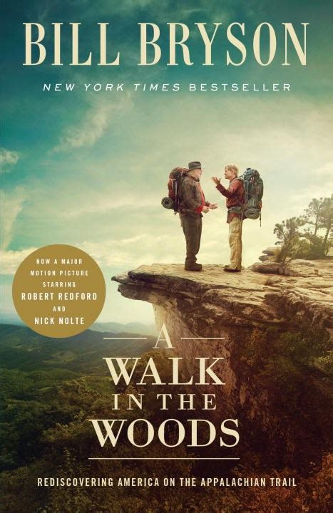 best bill bryson book book review a walk in the woods rediscovering america
