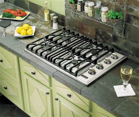Viking Cooktop 30 viking professional series vgsu1044bss 30 quot gas cooktop traditional cooktops dallas by