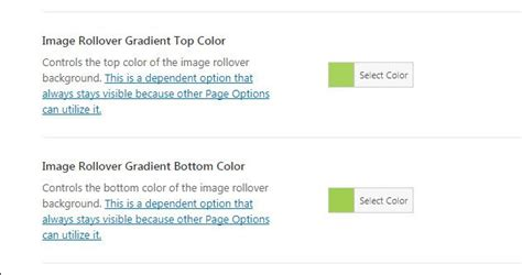avada theme blog excerpt avada how to change the image rollover color in